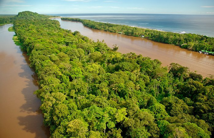 Canal of Tortuguero