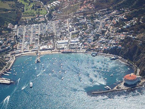 Santa Catalina, California