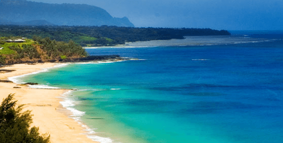 Secret Beach, Kauai
