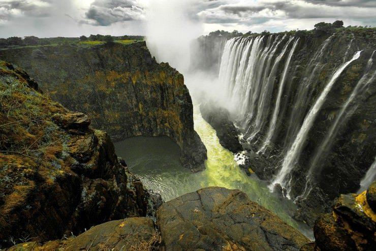 Victoria falls, Zimbabve