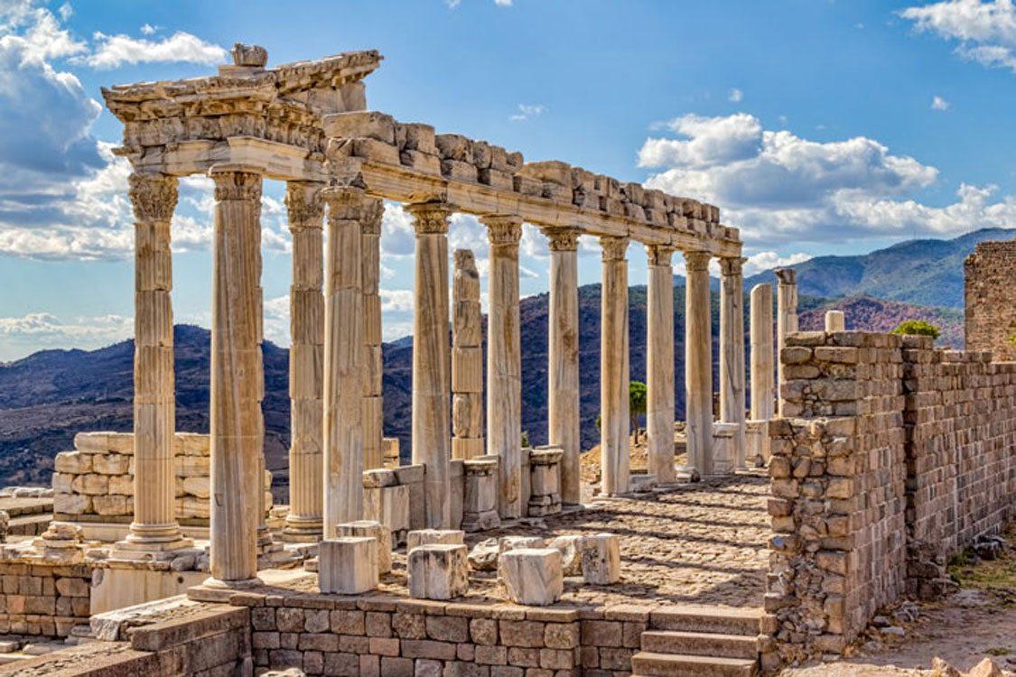 UNESCO World Heritage Site - Pergamon, Turkey