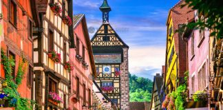 Beauty and the Beast inspired European Cruise destinations