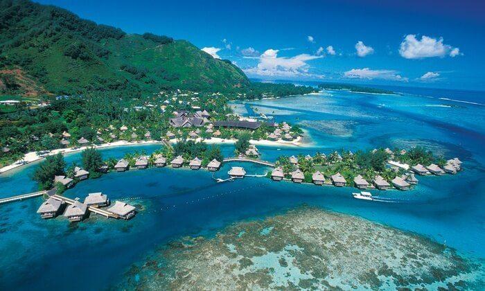 Rangiroa -french -polynesia