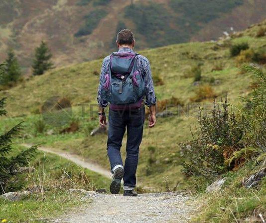 hikking
